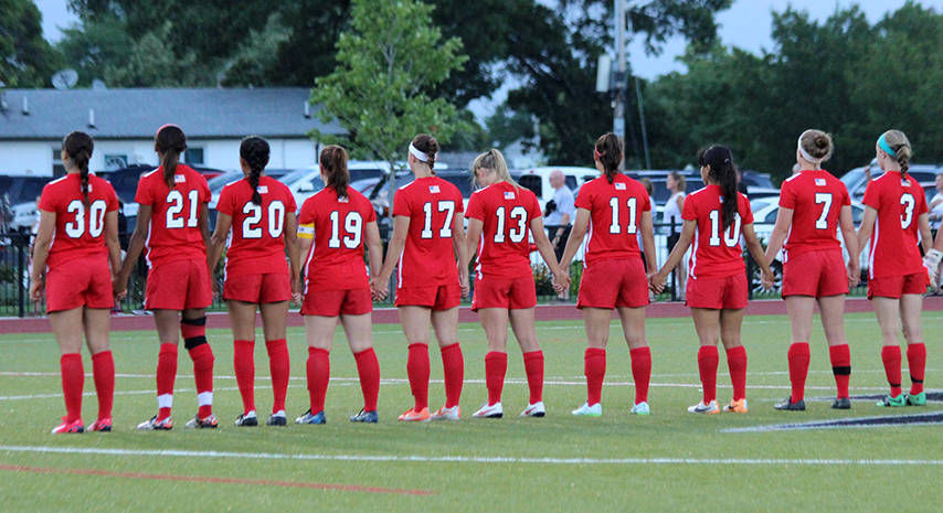 Women's Soccer Suffers 1-0 Road Defeat Against Siena