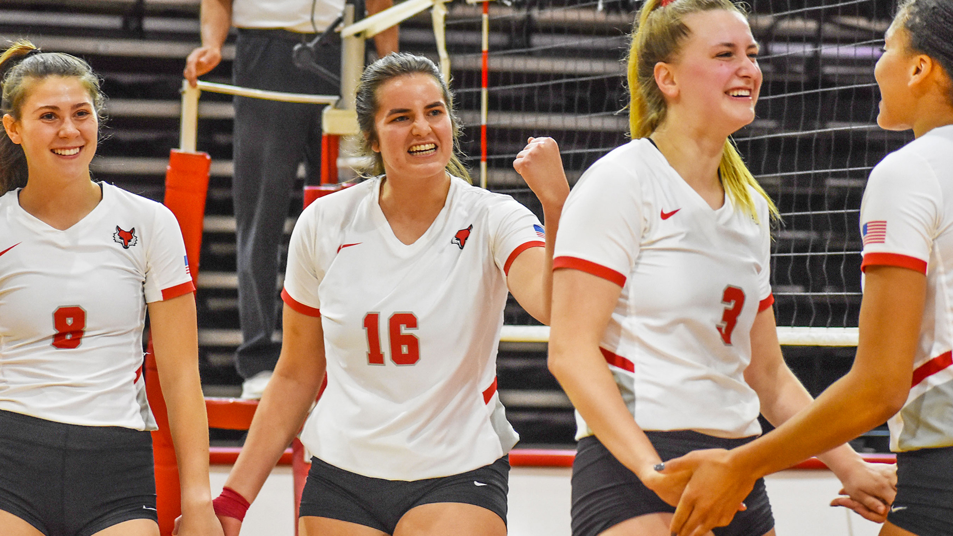 Lahey Named To Volleyballmag Com S Coaching Hotshots List Marist College Athletics